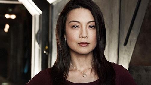 Ming-Na Cast in S.H.I.E.L.D