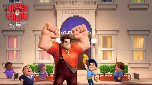 'Wreck-It Ralph' Featurette