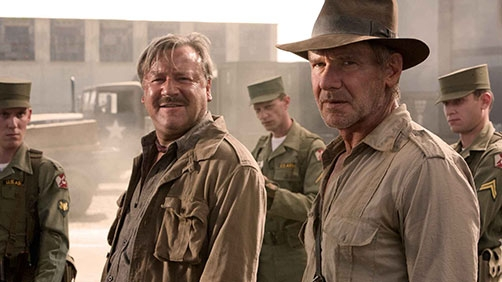 Significant Hurdles to More 'Indiana Jones'