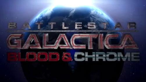 'Battlestar Galactica: Blood and Chrome' Trailer