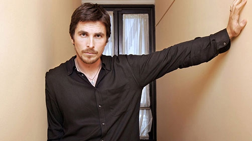 Christian Bale Stands for Life
