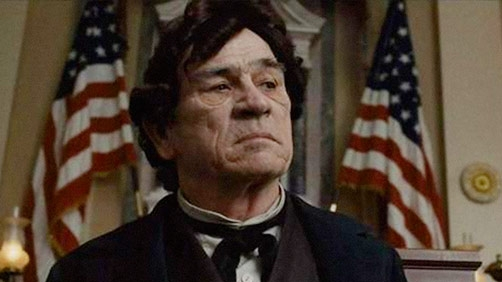 Tommy Lee Jones Discusses 'Lincoln'
