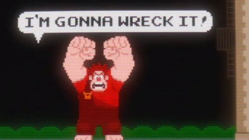 'Wreck-it Ralph' Sound Design