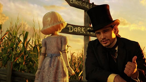 'Oz the Great and Powerful' Trailer 2