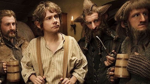'The Hobbit' Streaming Soundtrack