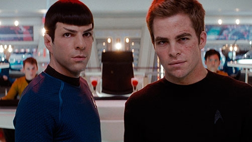 'Star Trek Into Darkness' First 9 Minutes Debut