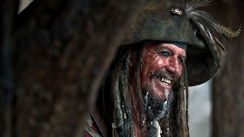 Keith Richards Return to 'Pirates 5'?