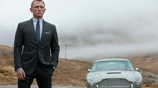 James Bond is a Time Lord