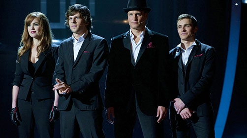 'Now You See Me' Trailer