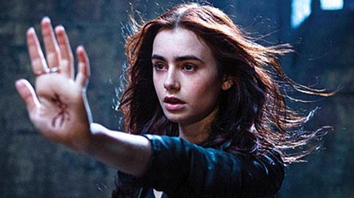 'The Mortal Instruments: City of Bones' Trailer