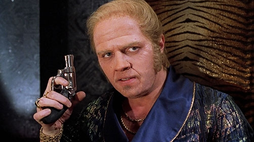 Biff Tannen Entertains Us