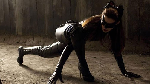'The Dark Knight Rises' Catwoman Featurette