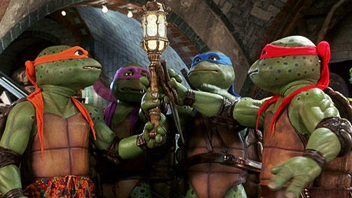 'Ninja Turtles' are Like 'The Avengers' (yeah, right)