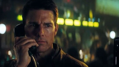 Jack Reacher is a Ghost