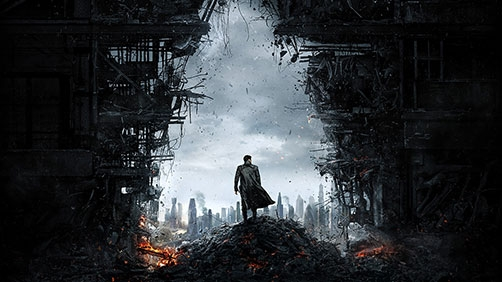 'Star Trek Into Darkness' Teaser Trailer Debuts Tomorrow