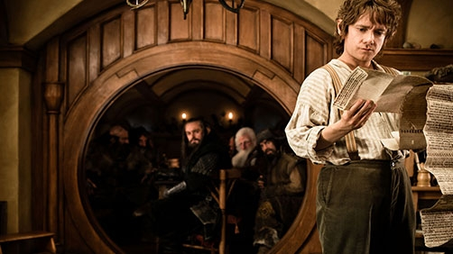 'The Hobbit' New Clips