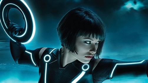 'Tron 3' is a Go