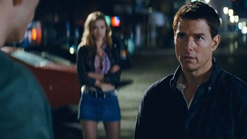 5 Against 1 - 'Jack Reacher' Clip