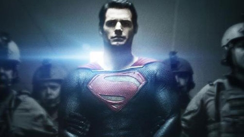 Superman in Cuffs is Promising