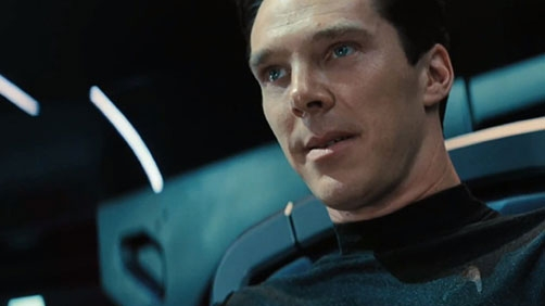 'Star Trek Into Darkness' Trailer Mashup