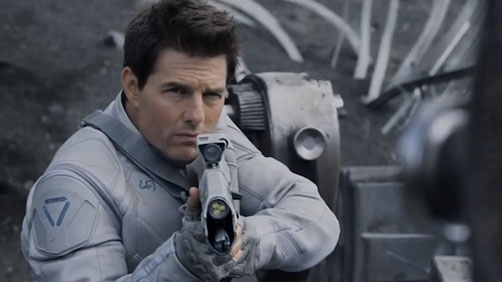 Oblivion Trailer