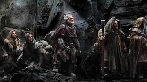 'The Hobbit' Str8voices