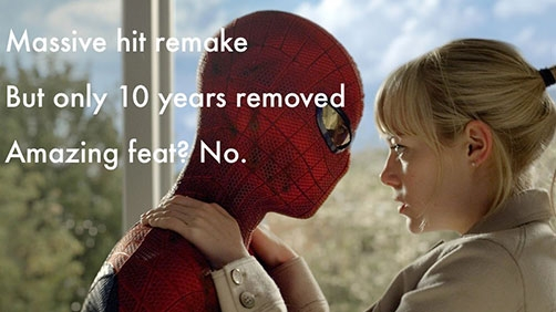 Everything Wrong with 'The Amazing Spider-Man'