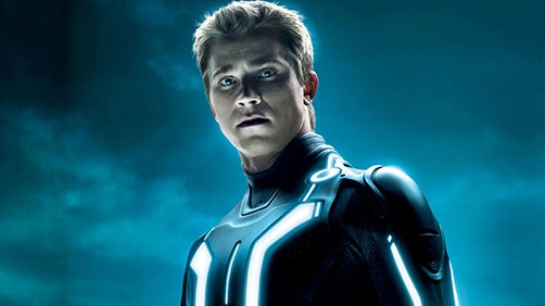 Sam Flynn in 'Tron 3'