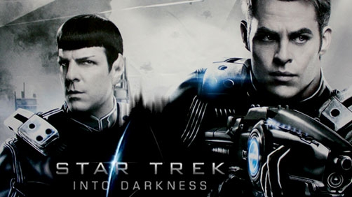 'Star Trek Into Darkness' Prologue Preview Locations