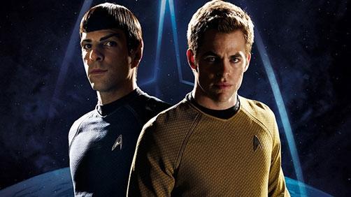 Star Trek Into Darkness Prologue