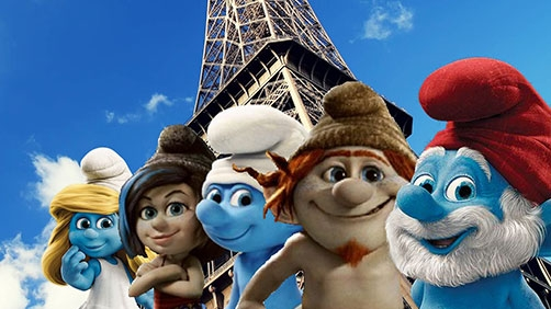 'The Smurfs 2' Trailer