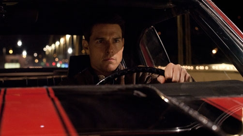 'Jack Reacher and Tom Cruise