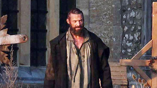 Jean Valjean Versus Wolverine