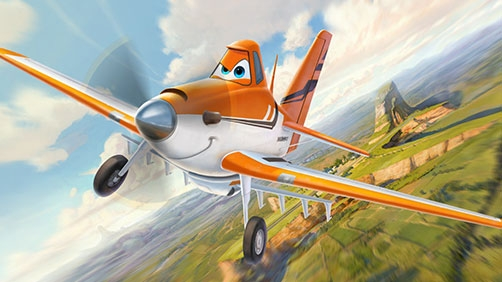 'Cars' Spin-Off 'Planes' To Have Theatrical Release