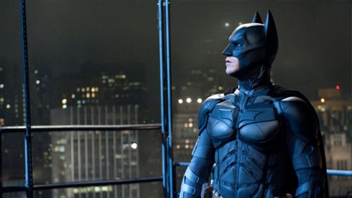 Germain Lussier's Short Dark Knight Rises Review