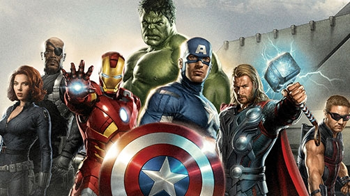 'Avengers' New Featurette