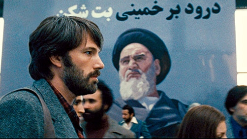 Ebert Names 'Argo' Best Film of 2012