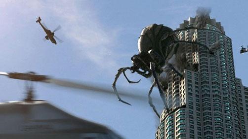 'Mega Spider' - Sigh
