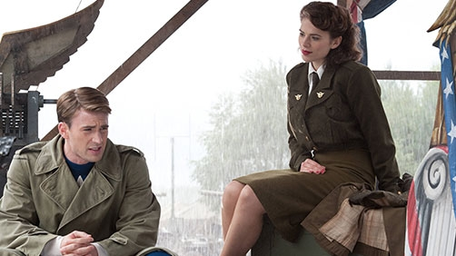 Hayley Atwell Won't Appear in 'Captain America 2'