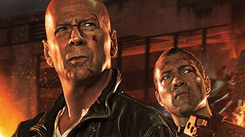 'Die Hard 5' Trailer #3