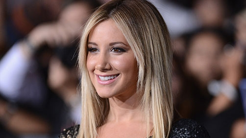 Ashley Tisdale Joins 'Left Behind' Cast