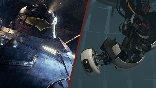 More on GLaDOS in 'Pacific Rim'