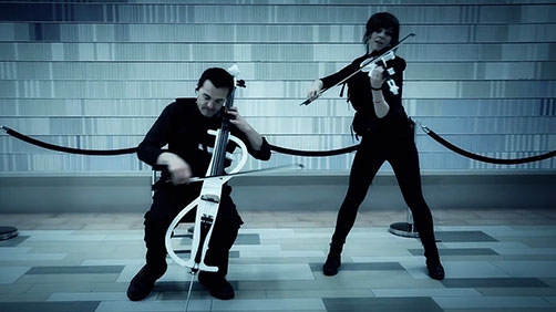 Mission Impossible - The Piano Guys and Lindsey Stirling