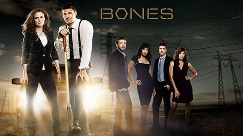 'Bones' Renewed for 9th Season