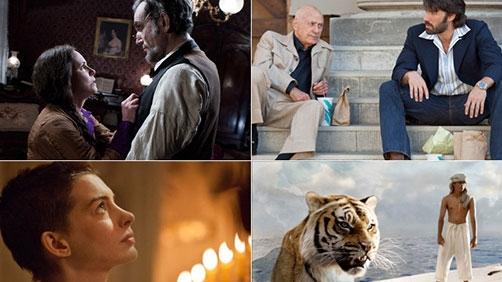 'Lincoln,' 'Les Mis,' & 'Life of Pi' Lead BAFTA Nominations