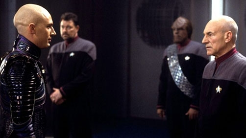 Tom Hardy Star Trek Screen Test