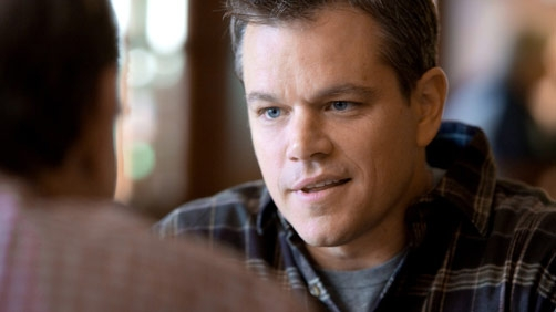 Matt Damon's Interview about 'Promised Land'