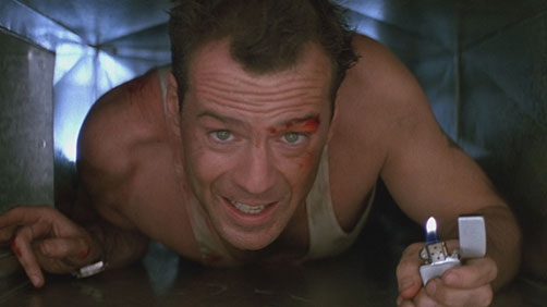 "'Die Hard 5' Headed for ""R"" Rating"