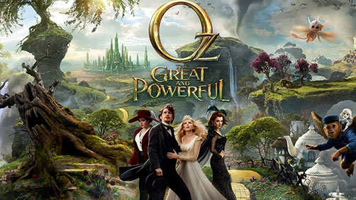 'Oz the Great and Powerful' TV Spot