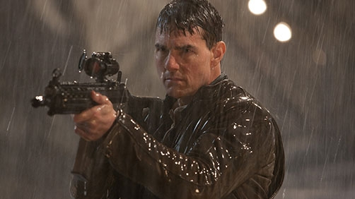 'Jack Reacher' Sequel Unlikely